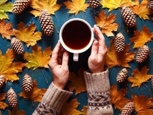 Kouzlo podzimní vůně v bytě