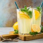 Jak připravit domácí limonádu